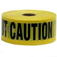 Caution Tape Barricade Warning Tape