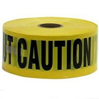 Caution Tape Barricade Warning Tape