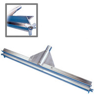 CAm Gauge rake for installing Cementous material.