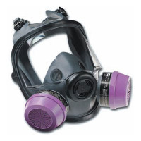 North Respirator Full Face Mask