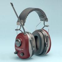 Radio Ear Muff - Economy