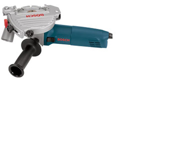 BOSCH TUCK POINTING GRINDER AND DUST COLLECTION ATTACHED