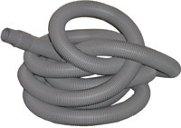 Ruwac Replacement hose, Crush proof, 25' with cuff end