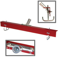 "36"" ""Sled"" Style Gauge Rake (Picture may vary from actual)"