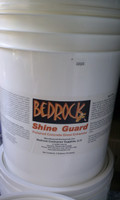 Bedrocks Shine Guard has higher active ingredients then Ameripolish, Scofields Formula One Finish Coat and Prosoco's Polish Guard for a longer lasting finish and higher Shine!!!