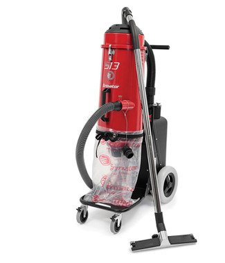 S13 Single-Phase HEPA Dust Extractor. S13 Single-Phase HEPA Dust Extractor Specifications Model 20090058A 200900058 CFM 129 129 Waterlift 100 100 HP 1.7 1.7 Amps 9.8 4.9 Weight (lb) 66 66 Volts 120 230