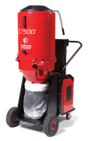 Ermator T7500 HEPA EXTRACTOR 3P 230V Vacuum system
