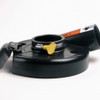 Dustless shroud for Bosch, Dewalt, Hilti, Hitachi, Makita, Metabo, Milwaukee, Rigid