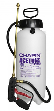 Acetone Sprayer With Dripless Shut-off - XP Model #21127XP • UPC #023883211271