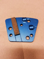 Diamatic 6hole design with The 2 quarter round PCD is an excellent choice when removing medium/heavy coatings.
