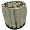 Ermator Main Filter Sock Assembly T7500 T8600 SKU 200600596