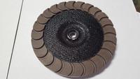 True Shine Ceramic Easy Edge Transitional Cup Wheel for Concrete Polishing