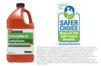 Consolideck Prosoco Daily Klean is for maintenance of polished concrete floors. It enhances your shine with each clean!