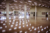 Polished Concrete Floor enhanced and protected with LSKlean.