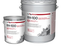DUROCK™ BRAND RH-100™ MOISTURE VAPOR REDUCER A 100% solids epoxy coating specially formulated for interior use over concrete with high moisture and/or pH levels.