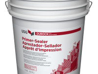 DUROCK™ BRAND PRIMER-SEALER High-solids floor primer-sealant ideal for priming porous concrete, precast concrete and wood subfloors.