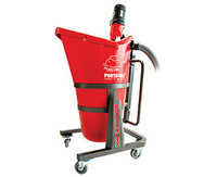 PORTAMIX® MEGA HIPPO, Level Floor Mobility, rimless canister, liner and 2 paddles: TW225 and TW225D