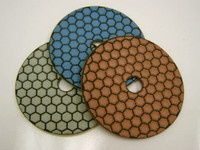 "4"" Octagon Resin Polishing pads. Premium finish"