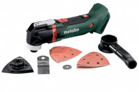 Metabo 613021890 MT 18 LTX bare Cordless Multi-tool