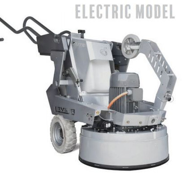 dust-proof grinding head with low-friction chain gear planetary drive • dust Suppression Fine Misting System with high pressure spray nozzles • Easy-to-use integrated weights • improved dust collection efficiency • added protection against excessive voltage • led lights in front & back • new adjustable handle bar • charging phone station with dual USB 2.0 ports • a durable stainless steel cup holder
