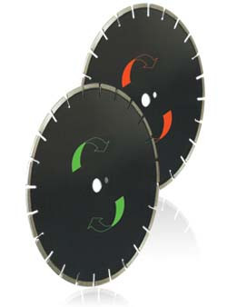 Professional Series Asphalt Diamond Blade