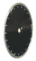 Asphalt & Green Concrete Blades. This is used on High Speed Saws And Up To 13HP Walk Behind Saws