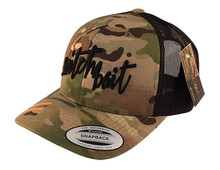 Switchbait Multicam Trucker Cap