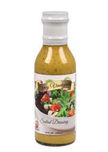 Spicy Vinagrette Salad Dressing