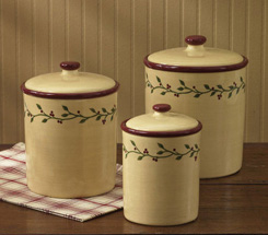 Canister Sets & Storage Jars