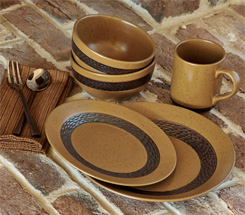Sawmill Dinnerware & Country Dinnerware - Country Kitchen Home Decor
