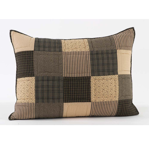 Kettle Grove Quilted Standard Sham
