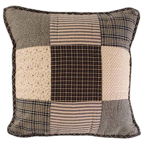 "Kettle Grove 16"" Quilted Pillow"