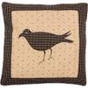 Kettle Grove Crow Pillow
