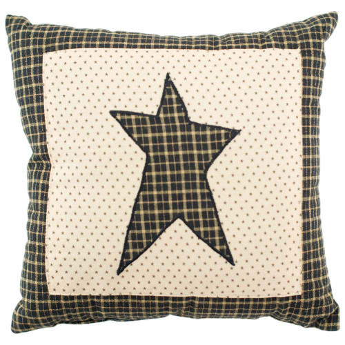 Kettle Grove Star Pillow