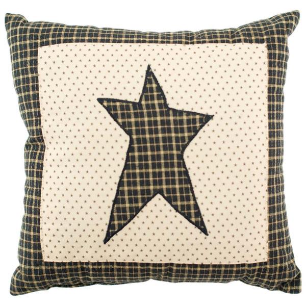 Kettle Grove Star Pillow