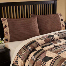 Bingham Star Pillowcase Set