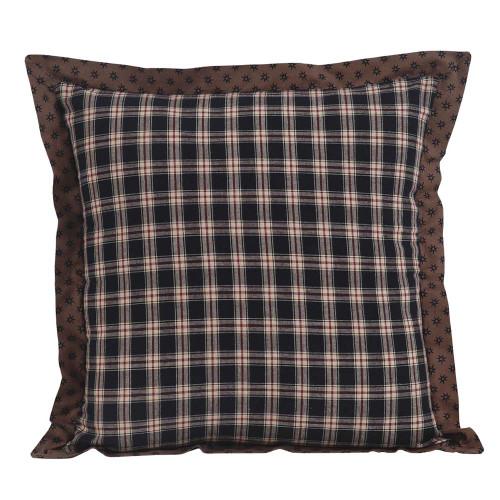 "Bingham Star 16"" Fabric Pillow"