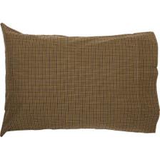 Tea Cabin Pillowcase Set