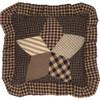 "Farmhouse Star 10"" Accent Pillow"