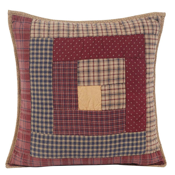 """Millsboro 16"""" Quilted Pillow"""