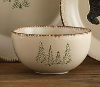 Rustic Retreat Cereal Bowl