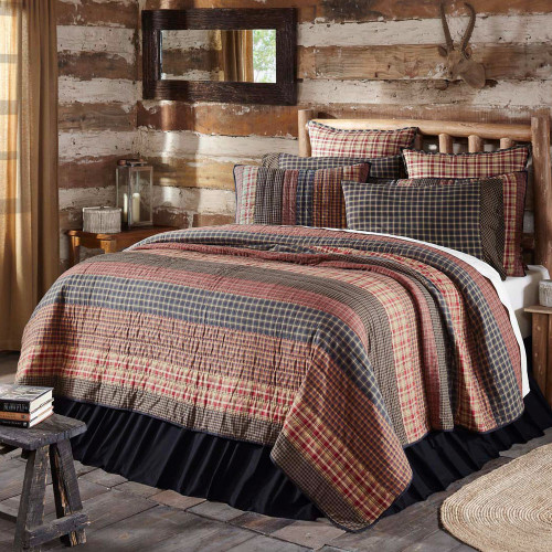 Beckham Luxury King Quilt