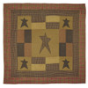 Stratton Luxury King Quilt Flat