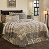 Elysee Queen Quilt Side