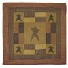Stratton King Quilt Flat