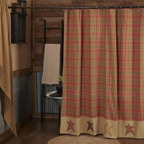 Stratton Shower Curtain
