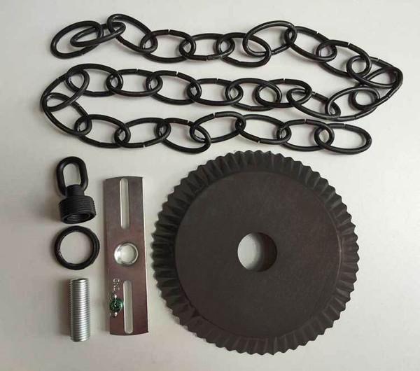 Kettle Black Ceiling Kit