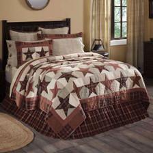 Abilene Star Luxury King Quilt