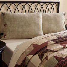 Abilene Star Pillowcase Set