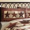 Abilene Star Luxury King Sham